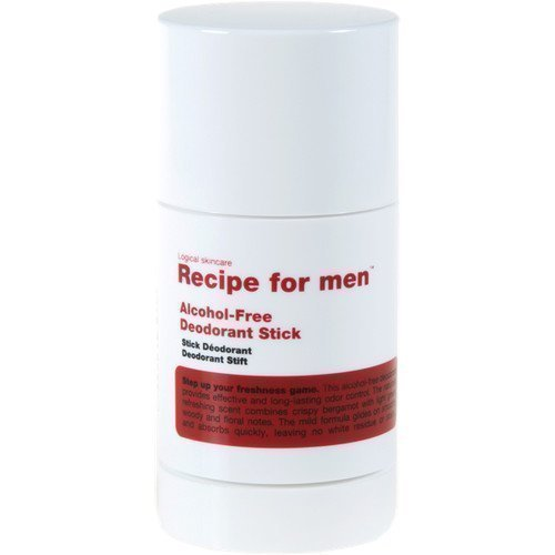 Recipe For Men Alcohol-Free Deodorant Stick