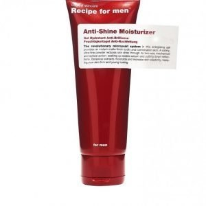 Recipe For Men Anti-Shine Moisturizer 75ml