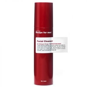 Recipe For Men Facial Cleanser 100 Ml