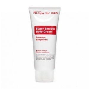 Recipe For Men Super Smooth Body Cream 200 Ml Vartalovoide