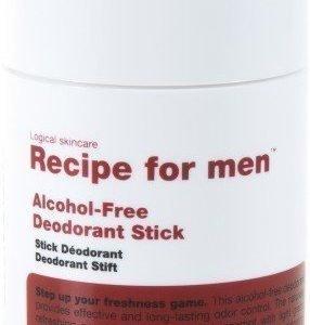 Recipe for Men Deodorant Stick 75 ml