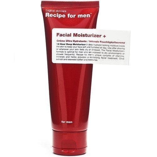 Recipe for Men Facial Moisturizer+