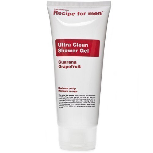 Recipe for Men Ultra Clean Shower Gel