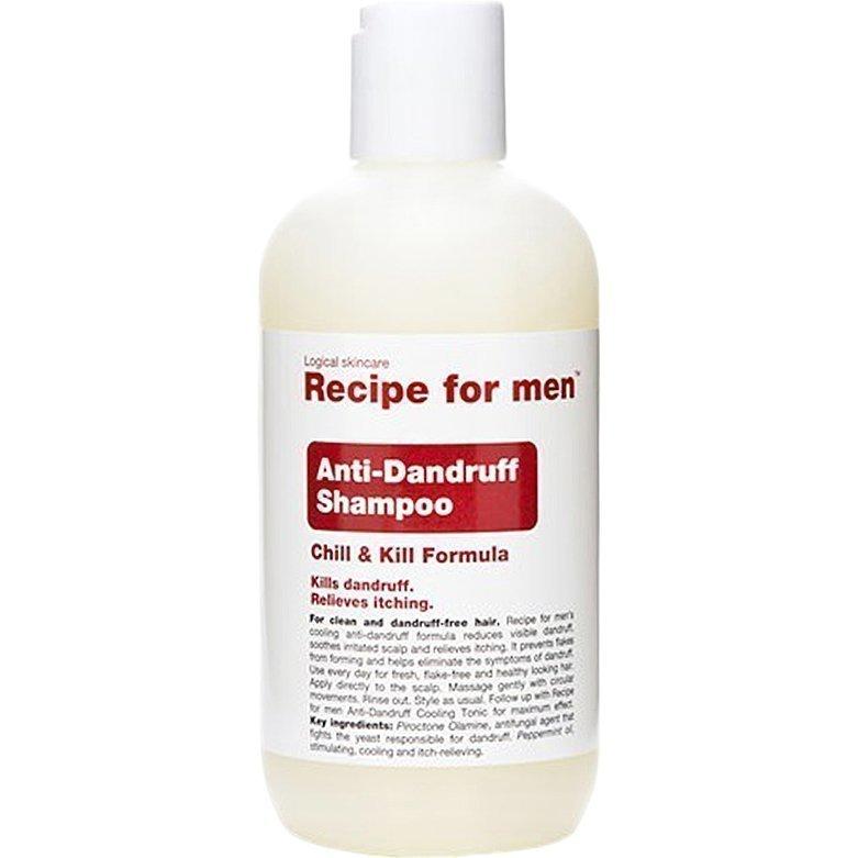 Recipe for men Anti-Dandruff Shampoo 250ml