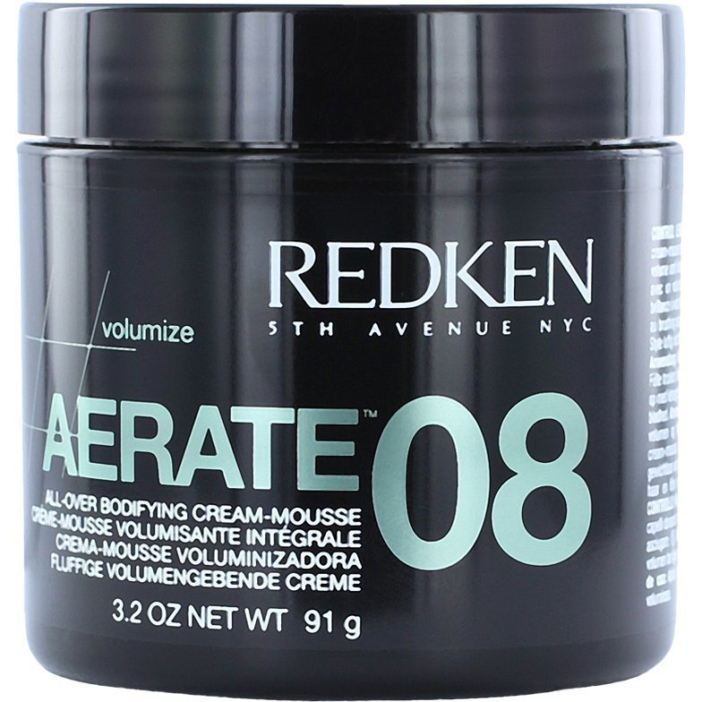 Redken Aerate 08Over Bodifying Cream Mousse 125ml