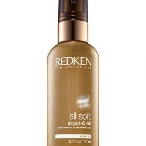 Redken All Soft Argan 6 Hiusöljy 100 ml