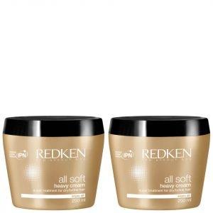 Redken All Soft Heavy Cream Duo 2 X 250 Ml