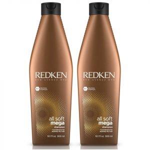 Redken All Soft Mega Shampoo Duo 300 Ml