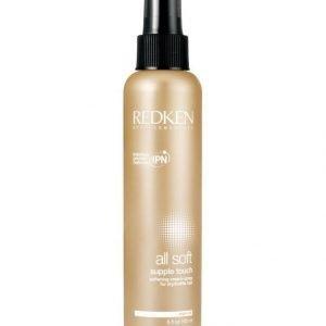 Redken All Soft Supple Touch Hiuksiin Jätettävä Hoito 150 ml
