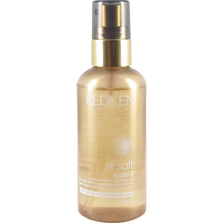 Redken All Soft6 Oil 90ml