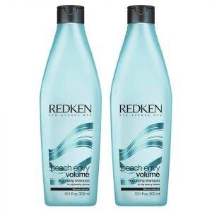 Redken Beach Envy Volume Texturizing Conditioner Duo 2 X 250 Ml