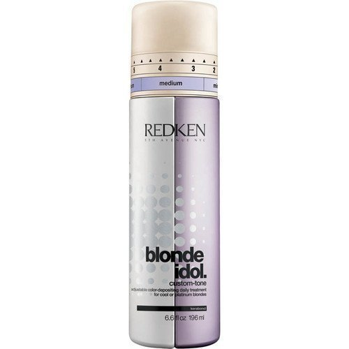 Redken Blonde Idol Custom-Tone For Cool Or Platinum Blondes