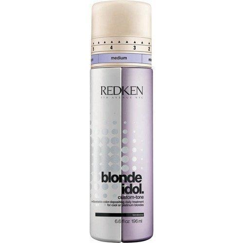 Redken Blonde Idol Custom-Tone For Cool Or Platinum Blondes