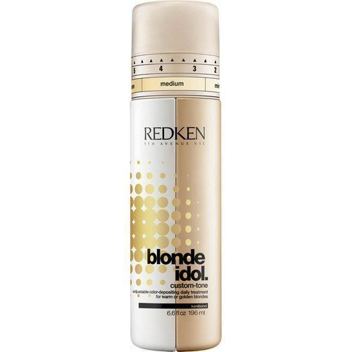 Redken Blonde Idol Custom-Tone For Warm Or Golden Blondes