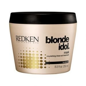Redken Blonde Idol Mask Hoitonaamio 250 ml