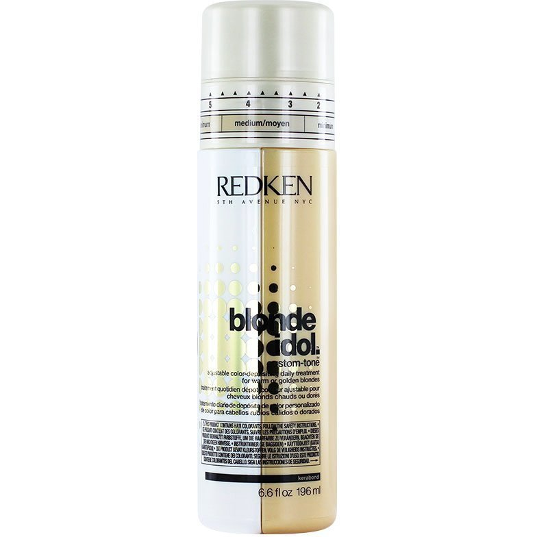 Redken Blonde IdolTone Gold Conditioner 196ml