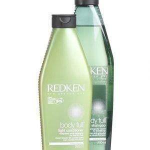 Redken Body Full Pakkaus Body Full Shampoo 300 ml Ja Hoitoaine 250 ml