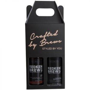 Redken Brews Essential Male Grooming Kit 2018