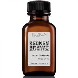 Redken Brews Men's Beard Oil 30 Ml
