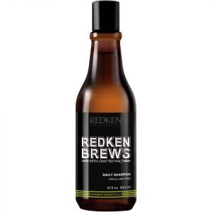 Redken Brews Men's Daily Shampoo 300 Ml