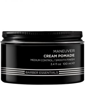 Redken Brews Men's Maneuver Cream Pomade 100 Ml