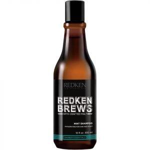 Redken Brews Men's Mint Shampoo 300 Ml