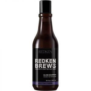 Redken Brews Men's Silver Shampoo 300 Ml