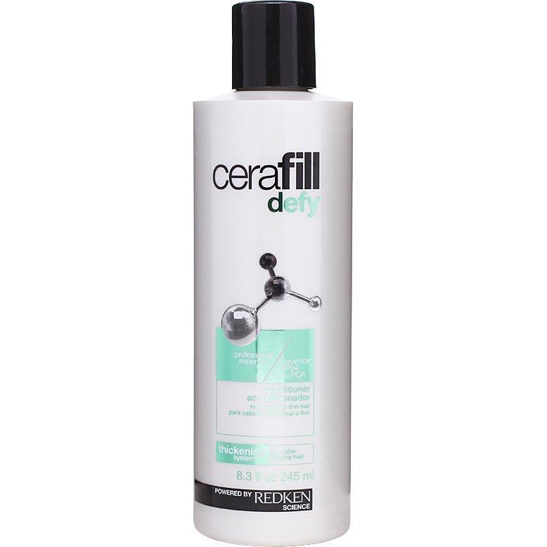 Redken Cerafill Defy Conditioner (Normal/Thin Hair) 245ml