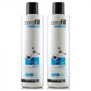 Redken Cerafill Retaliate Shampoo Duo 2 X 290 Ml