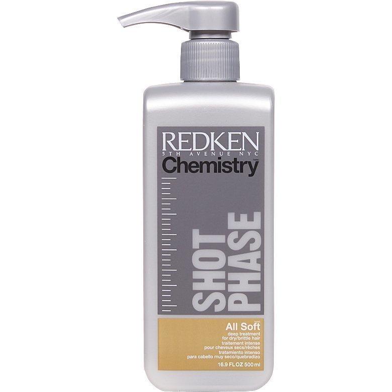 Redken Chemistry Shot Phase All Soft 500ml