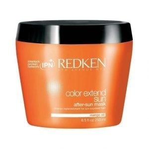 Redken Color Extend After Sun Mask Naamio 250 ml