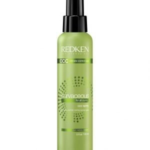 Redken Curvaceous Ccc Conditioning Spray Virkistyssuihke Kiharoille 150 ml