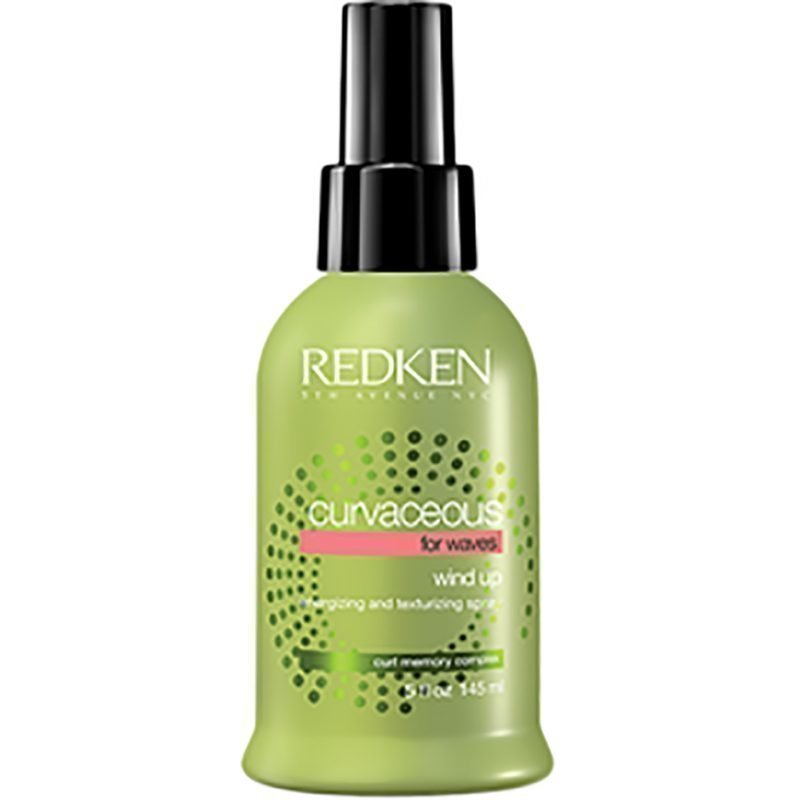 Redken Curvaceous Wind Up Texturiving & Energizing Spray 145ml