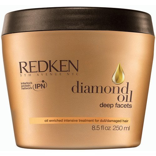 Redken Diamond Oil Deep Facets Mask