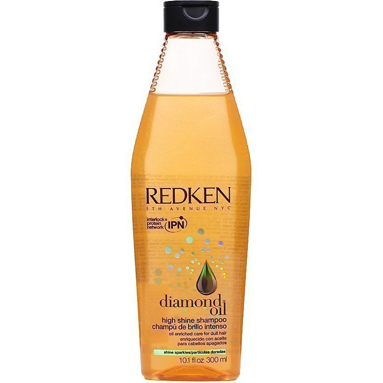 Redken Diamond Oil High Shine Shampoo 300ml