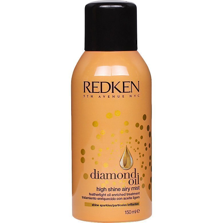 Redken Diamond Oil High Shine Spray 150ml