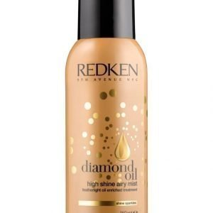 Redken Diamond Oil Smooth Glowspray Hiusöljy 150 ml