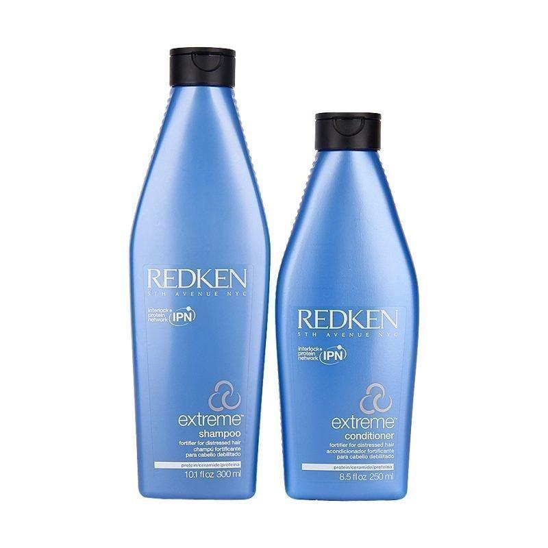 Redken Extreme Duo Shampoo 300ml Conditioner 250ml