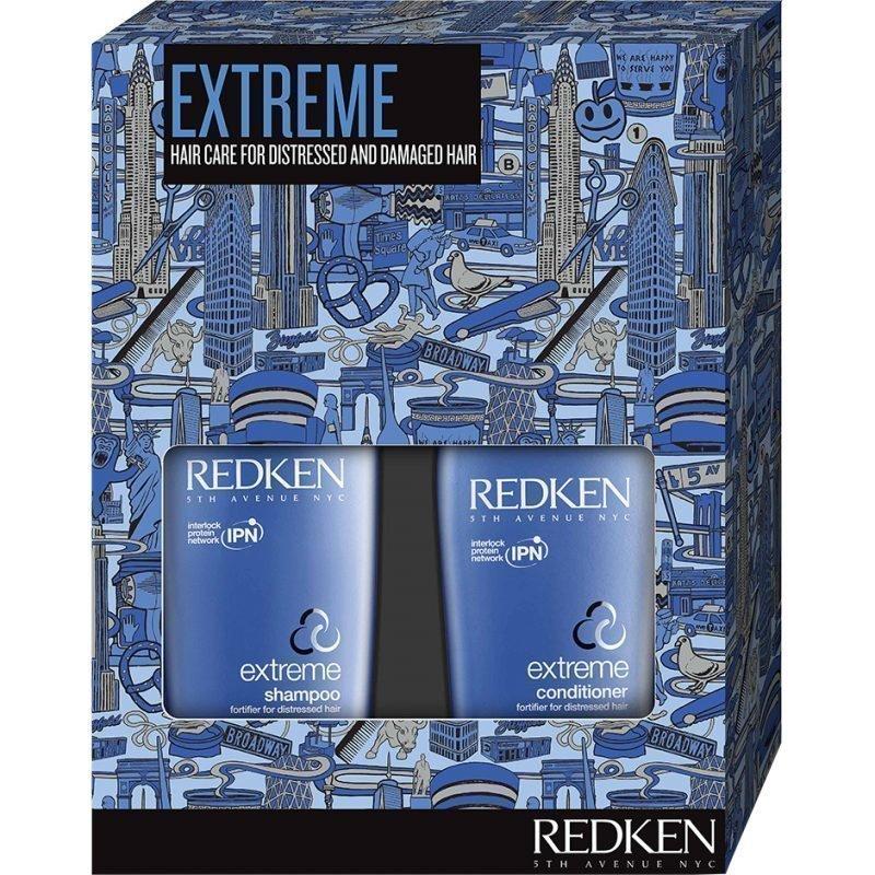 Redken Extreme Set Shampoo 300ml Conditioner 250ml