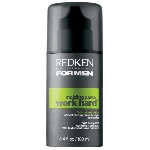 Redken For Men Molding Paste Work Hard Maximum Control