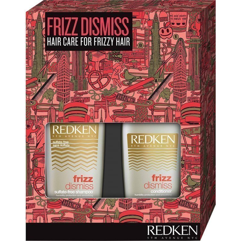 Redken Frizz Dismiss Set Shampoo 300ml Conditioner 250ml