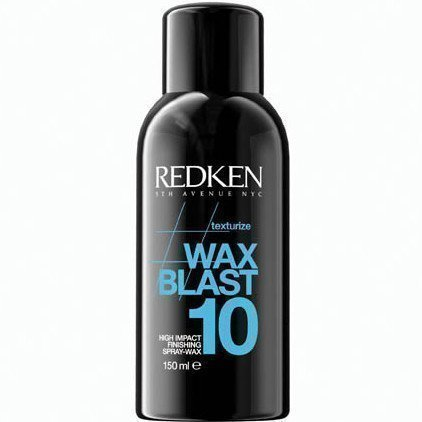 Redken Texture Wax Blast 10 High Impact Finishing Spray-Wax