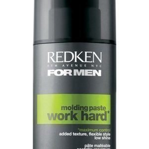 Redken for Men Work Hard Paste
