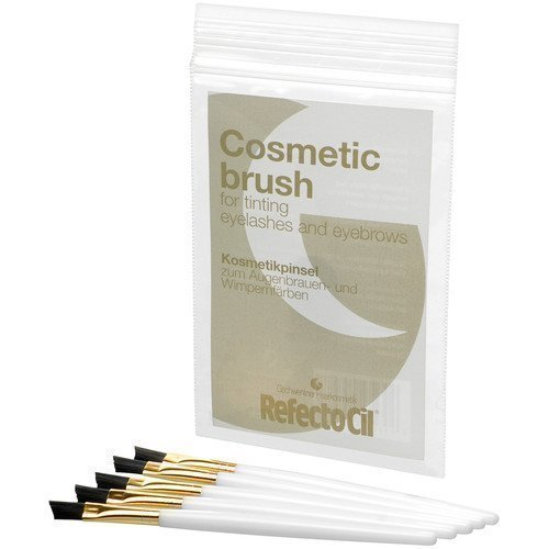 RefectoCil Cosmetic brush for tinting Eyelashes & Eyebrows Hard