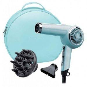 Remington Retro Dryer Hiustenkuivaaja Sininen