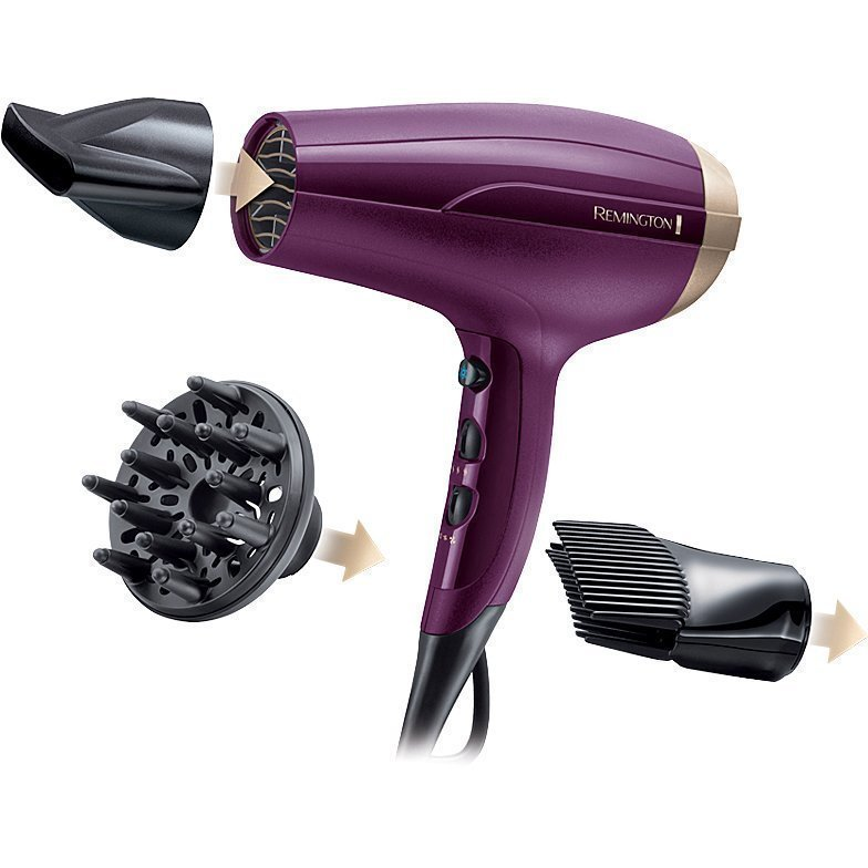 Remington Your Styler Dryer Kit D5219 Hair Dryer