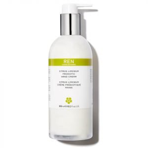 Ren Citrus Limonum Prebiotic Hand Cream 300 Ml