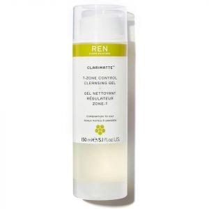 Ren Clarimatte™ T-Zone Control Cleansing Gel