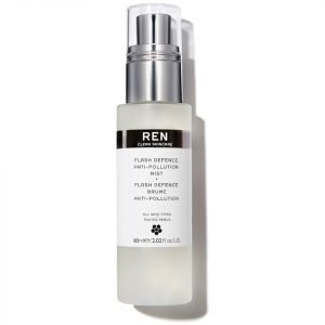 Ren Flash Defence Anti-Pollution Mist 60 Ml