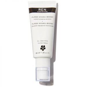 Ren Flash Hydro-Boost Instant Plumping Emulsion 40 Ml